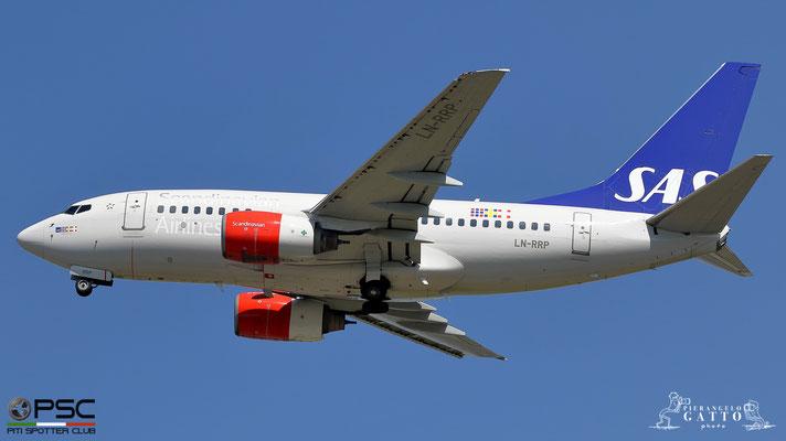 LN-RRP B737-683 28311/382 SAS Scandinavian Airlines - Scandinavian Airlines System