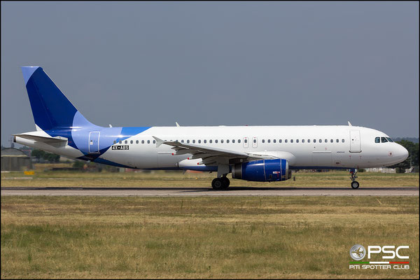 4X-ABS A320-232 2728 Israir @ Aeroporto di Verona 14.07.2018  © Piti Spotter Club Verona