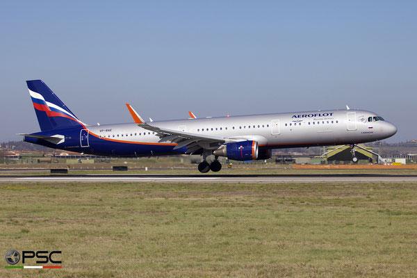 VP-BAE A321-211 7193 Aeroflot