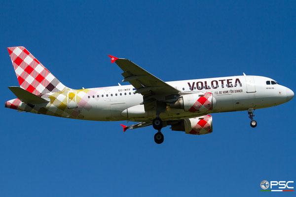 EC-MTF A319-112 2382 Volotea Air @ Aeroporto di Verona 07.2018  © Piti Spotter Club Verona