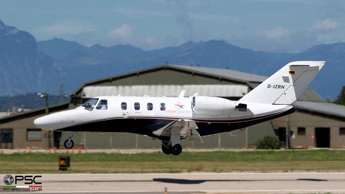 D-IZRH - C525 - Cessna 525 CitationJet - Luxwing Germany