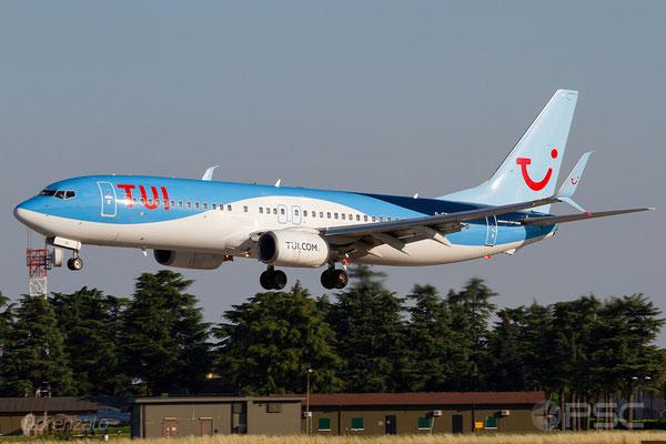 G-FDZD B737-8K5 35132/2276 TUI Airways