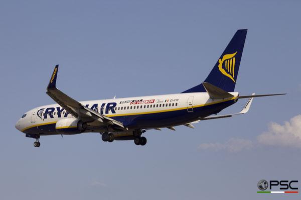 EI-FIH B737-8AS 44697/5374 Ryanair @ Aeroporto di Verona 18.08.2018  © Piti Spotter Club Verona