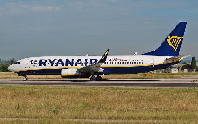 EI-FIO B737-8AS 61579/5448 Ryanair @ Aeroporto di Verona 07.2018  © Piti Spotter Club Verona