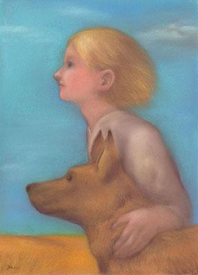 フランダースの犬(物語のイメージ)