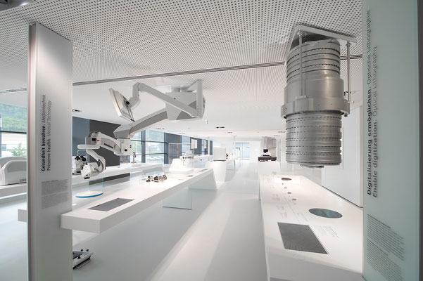 Zeiss Forum Museum,  Oberkochen
