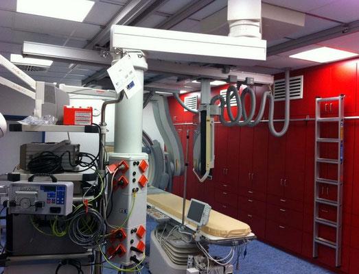 Links-Herz-Katheter, Diakonie-Klinikum Schwäbisch Hall