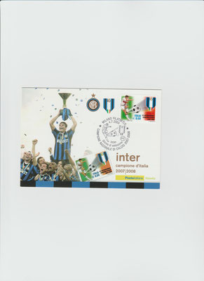 Inter Mailand Meister 2008