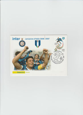 Inter Mailand Meister 2007