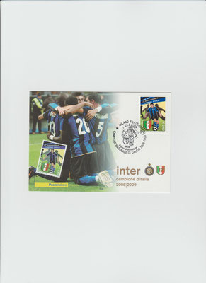 Inter Mailand Meister 2009