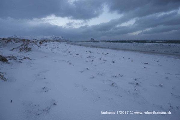 Strandimpressionen bei Bleik - 1/2017 © Robert Hansen