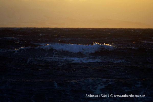 Wellenberge im Mittagslicht - 1/2017 © Robert Hansen