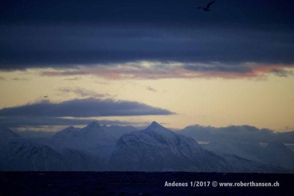Fernblick Richtung Süden - 1/2017 © Robert Hansen