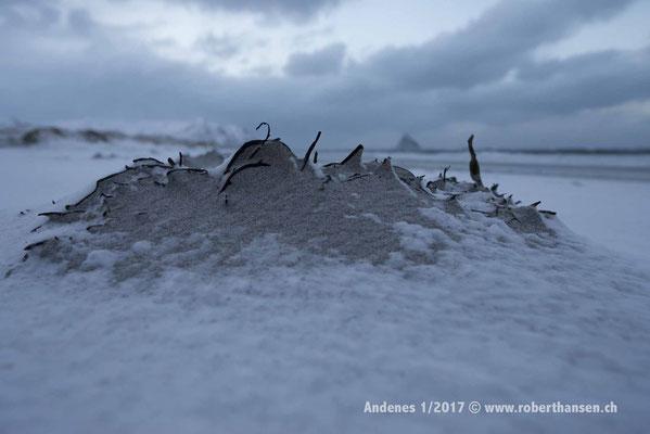 Sand, Strand, Schnee - 1/2017 © Robert Hansen