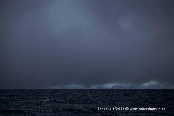 Licht am Horizont - 1/2017 © Robert Hansen