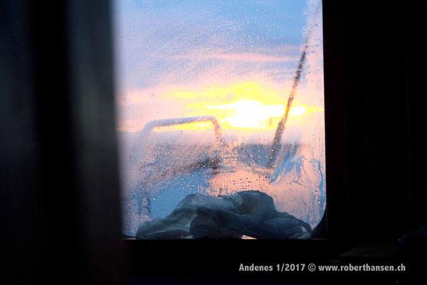 Wassertropfen im Führerhaus - 1/2017 © Robert Hansen