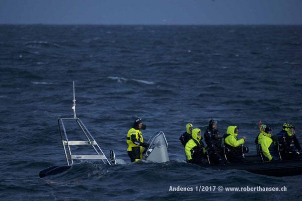Immer genügend Wasser unter dem Kiel - 1/2017 © Robert Hansen