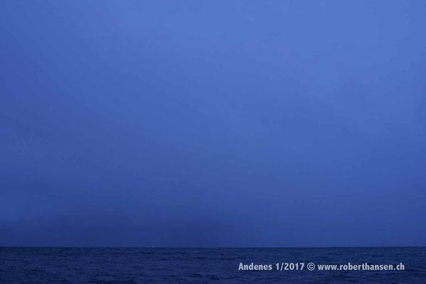 Lange blaue Stunden - 1/2017 © Robert Hansen