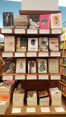 Eine spannende Station in jedem Buchladen...die persönlichen Empfehlungen der Mitarbeiter...