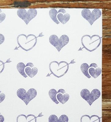 100 Dinge, die jedes Paar einmal tun sollte - 100 Herzen malen zum Beispiel? :)