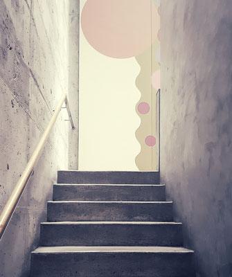 ...im Industrial Design Ambiente...lässt Herzen von Architektur-Fans bestimmt höher schlagen...