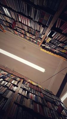 18 Meilen Bücher bei The Strand...