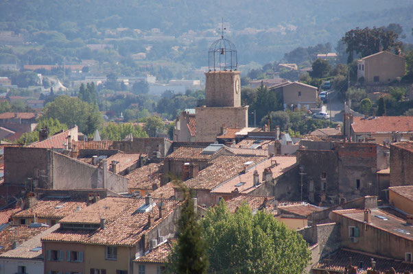 tourisme Ollioules : château féodal