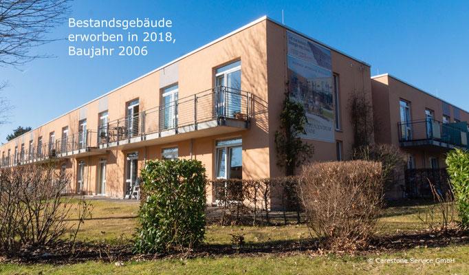 Ein weiterer Ankauf eines Bestandsgebäudes in Niedersachsen