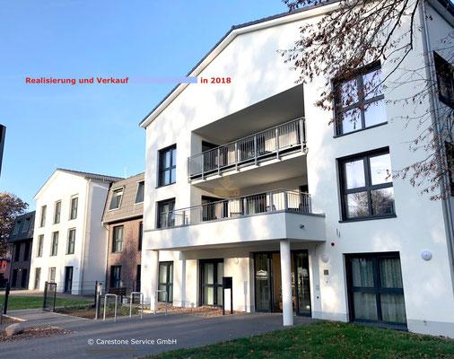 Die Realisierung der Planung ein Jahr später, Niedersachsen