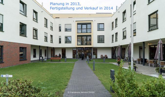 Neubau aus 2014 in NRW