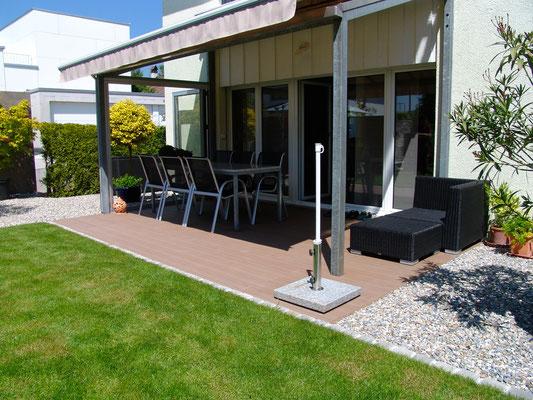 WPC Terrasse in Widnau