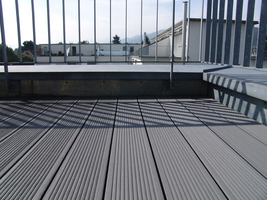 Perfektes Paar: Unser Sichtschutz & Deck