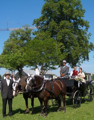 Hochzeit in Leutkirch, 03.06.17