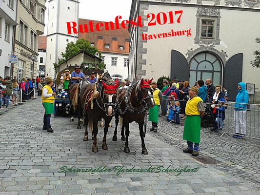 Rutenfest Ravensburg 2017