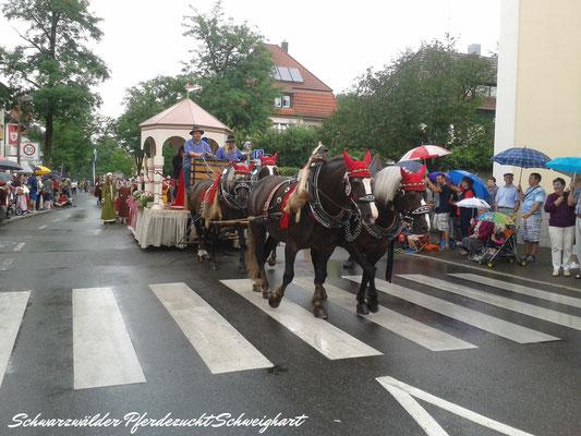 Welfenfest Weingarten 2017
