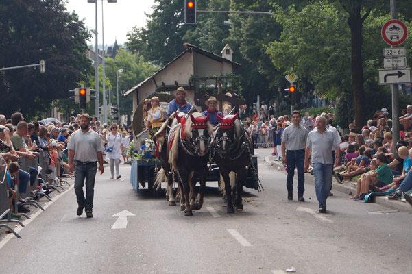 Rutenfest Ravensburg 2016