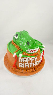 Krokodil Torte Renates Torten Design