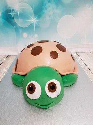 Schildkröte Torte Renates Torten Design Vorarlberg