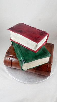 Bücher  Geburtstagstorte Renates Torten Design