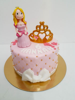 Prinzessinen Kindertorte Renates Torten Design