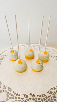 Cake Pops Hochzeit @ Renates Torten Design