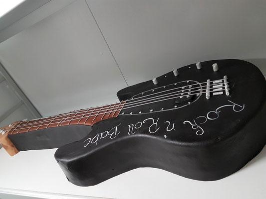 Gitarre Torte Renates Torten Design Vorarlberg