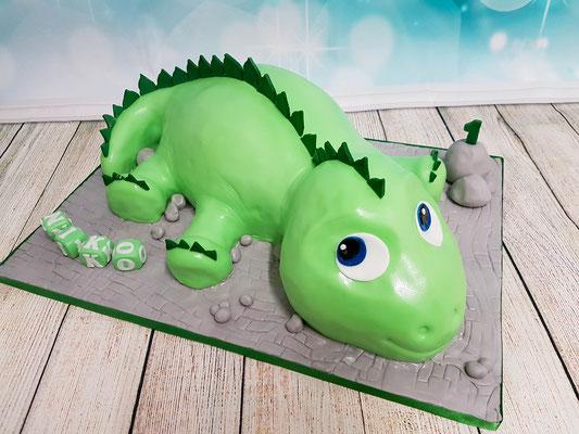 Dinosaurier Torte Renates Torten Design Vorarlberg