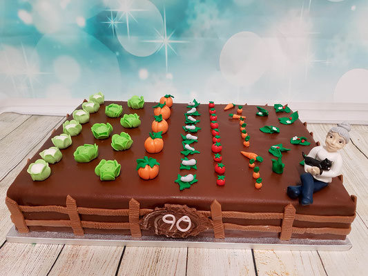 Garten Torte Renates Torten Design Vorarlberg