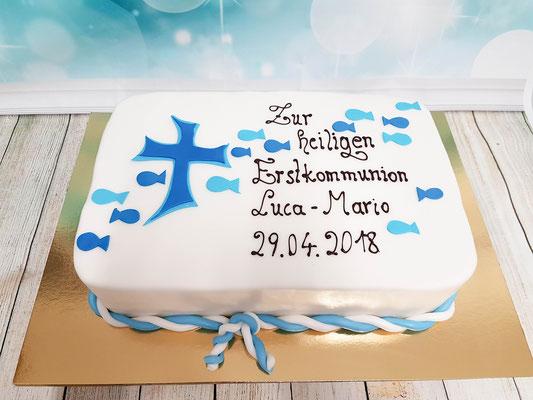 Tauftorte Konditorei Vorarlberg  Renates Torten Design