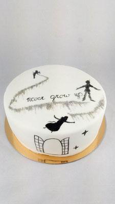 Peters Story  Geburtstagstorte Renates Torten Design
