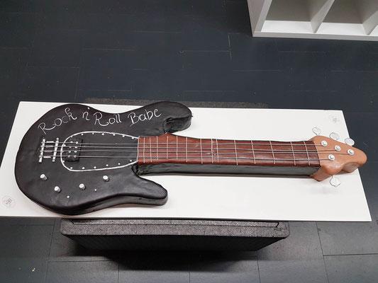Gitarren Torte Renates Torten Design Vorarlberg