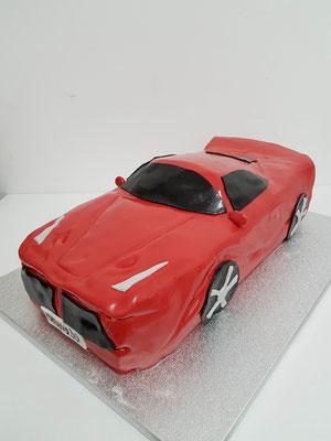 Auto Torte Renates Torten Design Vorarlberg