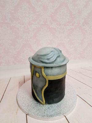 Helm Römisch Torte Renates Torten Design Vorarlberg