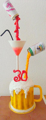 30er Torte @ Renates Torten Design